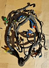 91 Mazda RX-7 EFI 13B Convertible Engine Wire Harness N353  Non-Turbo