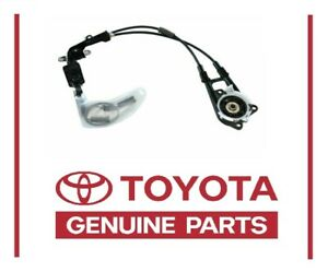 Toyota 2011-20 Sienna Left Power Sliding Door Cable Sub Assembly Motor Bracket