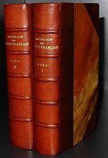 Anthologie des Poètes français des origines au XIX° / 1905