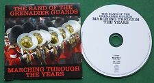 The Band of The Grenadier Guards Marching Through The Years CD