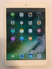 Apple iPad Mini 2 16GB WiFi Cellular 4G Retina  Unlocked in white/silver