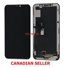 LCD Display Screen Touch Digitizer Assembly For iPhone X 10 Replacement Black