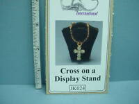 Dollhouse Miniature Jewelry Kit #JK024T - 1/12th Scale Dragonfly Laser Cut Stand