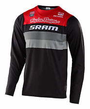 Troy Lee Designs 2020 Skyline MTB Jersey Continental Sram Black/Red All Sizes