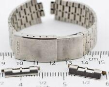 G332 20mm Vintage Seiko Watch Bracelet Steel A158-5040 XGA781 Japan JDM 85.2