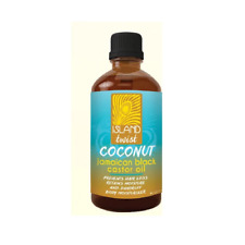 ISLAND TWIST - Jamaican Black Caster Oil Coconut - 4 fl oz (118 ml)