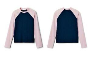 Columbia Kids' Steamboat Rock™ Long Sleeve Sunguard Shirt Swimwear Size M NEW