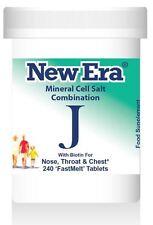 New Era Mineral Cell Salt Combination J 240 Tablet