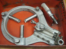 Manulathe Perfect Circle Piston Re-Groover w/ Case