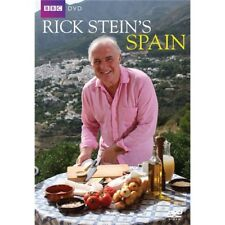 Rick Stein's Steins Spain Region 4 New DVD (2 Discs)