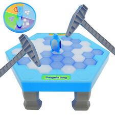 Save the Penguin on Ice Game Break Ice Block Hammer Penguin Trap Party Supplies
