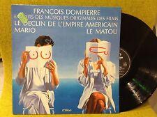 LP BO OST - LE DECLIN DE L'EMPIRE AMERICAIN- MARIO- LE MATOU- FRANCOIS DOMPIERRE