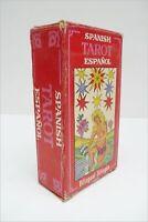 Tarot Español 1992, bilingue Español-Ingles,Tarot Cards