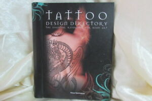 TATTOO DESIGN DIRECTORY . THE ESSENTIAL REFERENCE FOR BODY ART