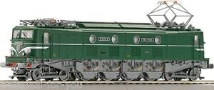 Monster Electric locomotive 2D2 9100 GRG2 of the SNCF HO DC New ROCO 62472