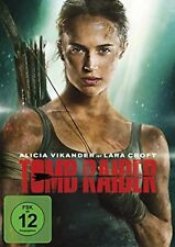 Tomb Raider DVD NEU OVP Alicia Vikander