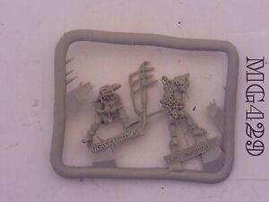 OOP Warhammer Citadel Finecast Gnoblars on Sprue (2003) Ref 129