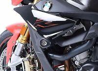 R&G RACING Aero Crash Protectors, BMW S1000R '17- *BLACK*