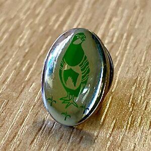 Game Conservancy Trust Vintage Pin Badge - Game & Wildlife Conservation Trust