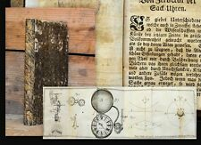 1751 Taschenuhren Sackuhren Taschenuhr Pocket Watches Sack-Uhren Manley 1 Tafel