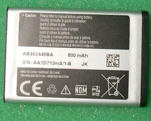 BATTERY SAMSUNG AB463446BA for T249 Contour R250 T255g T259 R100 A1 E1360