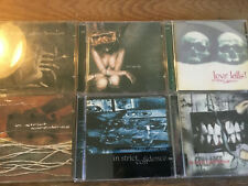 In Strict Confidence [6 CD Alben] Love Kills + Angels + Seven Lives +Herzattacke