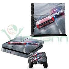 Cover skin sticker adesivo Auto da corsa pr PlayStation 4 PS4 pellicola adesivi