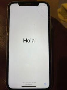 Apple A2105 iPhone XR 64GB 3GB RAM Hexa-core 2.5GHz 12MP Smartphone - White