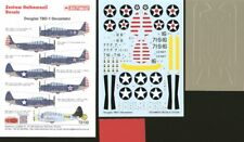 """Techmod 1/72 Douglas TBD-1 'Devastator """"en guerra # 72132"""