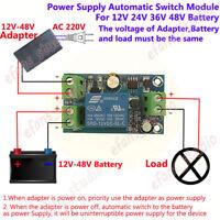 DC 12V 24V 36V 48V Power Turn Off Battery Controller Power Supply Switch Module