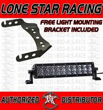 "Rigid E 10"" ATV Light Bar & Bracket Mount Suzuki LTR450 LTR 450 LTZ400 Z400"