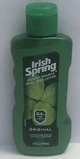 Travel Size of Men's Irish Spring Original 24 Hour Body Wash 2.5 oz