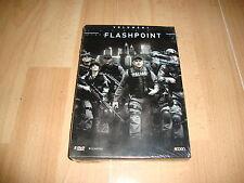 FLASHPOINT TEMPORADA NUMERO 1 EN DVD CON 13 EPISODIOS 5 DISCOS NUEVA PRECINTADA