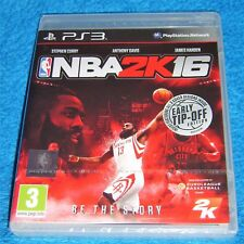 Sony PlayStation 3 Game - NBA 2K16