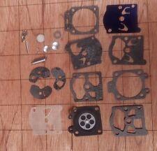 Walbro Carb Kit Homelite WT206 WT213 WT220 WT226 Carburetor Repair Rebuild