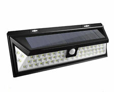 54 LED Luci solari Sensore di movimento SUPER LUMINOSO Wireless Outdoor Security