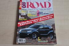 156535) Mahindra CJ 340 Classic Fahrbericht - Off Road 02/1996