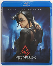 Aeon Flux (Blu-ray Disc, 2006, Special Collectors Edition) Charlize Theron Mtv