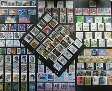 GB  1991-95 Almost COMPLETE COMMEMORATIVE STAMP Collection Used REF:GB91-95