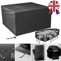 GARDEN OUTDOOR PATIO FURNITURE COVER - SUPERIOR QUALITY COVERS WATERPROOF UK