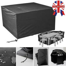 GARDEN OUTDOOR PATIO FURNITURE COVER - SUPERIOR QUALITY COVERS WATERPROOF