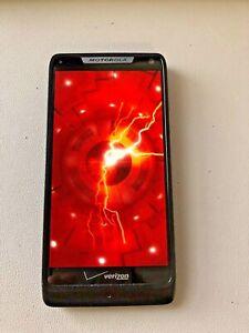 Motorola Droid RAZR M XT907 8GB Android Smartphone Verizon Black