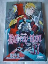 D.Gray-man Vol.17 HOSHINO Katsura GLENAT MANGA EO DL septembre 2009 TBE