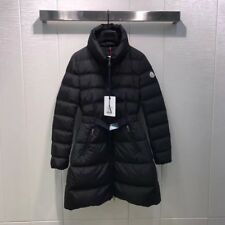 Moncler women's jacket maxi quilted puffer FW 18/19