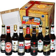 Ostbiere 9er Set - DDR Waren DDR Bier Ostprodukte Geschenk für Männer 3075