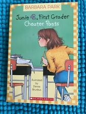 "JUNIE B., FIRST GRADER ~ ""CHEATER PANTS"" ~ BARBARA PARK ~ PAPERBACK ~ 1+ SHIP"