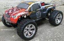 RC Monster Truck Brushess Electric 1/10 PRO LIPO 2.4G 4WD 88043 1 Year Warranty