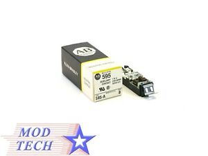 Allen Bradley 595-A Series-B New Auxiliary Contact