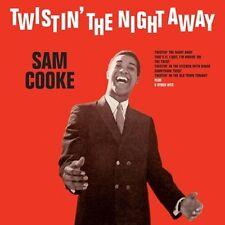 CD SAM COOKE TWISTIN' THE NIGHT AWAY A WHOLE LOTTA WOMAN SOOTHE ME THE TWIST ETC