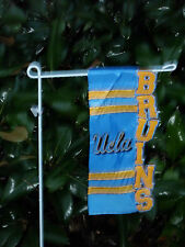 UCLA  Garden Flag, Embroidered by Evergreen, BRUINS
